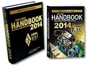 The ARRL handbook for radio communications 2014